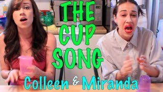 THE CUP SONG! (Sung by Miranda & Colleen) thumbnail