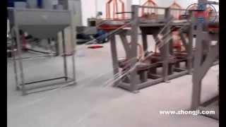 mesh panel machine
