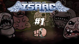 Binding of Isaac: Rebirth #1 - I Killed Satan *Spoilers