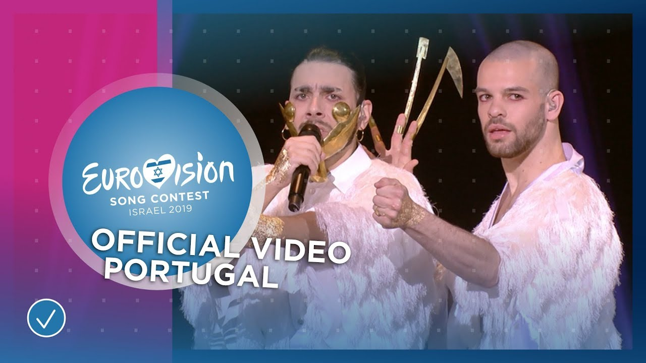 Conan Osiris - Telemóveis - Portugal 🇵🇹 - Official Video - Eurovision 2019