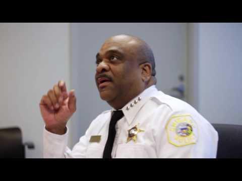 Police Superintendent Eddie Johnson announces new CPD program
