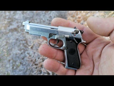 Download Shooting miniature Beretta M92
