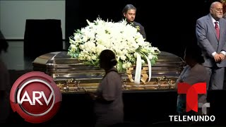 Aseguran presunto engaño en homenaje a José José en Miami | Al Rojo Vivo | Telemundo