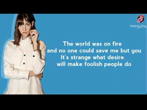 Wicked Game - Charlotte Cardin (Cover Lyrics)