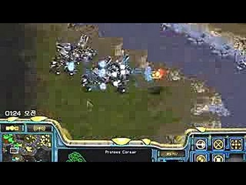 50분동안 계속되는 전투!! Starcraft Brood war, Broadcasting Gameplay.