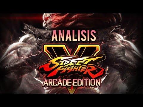 Análisis/Review | STREET FIGHTER V: ARCADE EDITION. ¿Merece la pena?