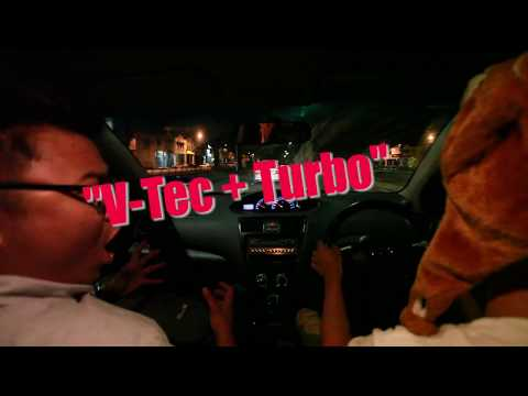 Toyota Vios VTEC + Turbo (Stage 3) VS Porsche Cayman PDK