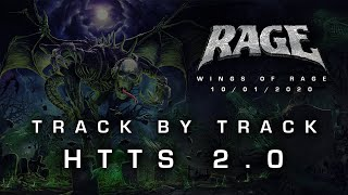 """RAGE - """"Wings Of Rage"""" - TRACK BY TRACK: 10 - HTTS 2.0"""