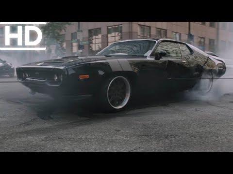 Hızlı Ve Öfkeli 8   Dominic Toretto Kendi Ekibine Karşı (1/2)   (1080p)
