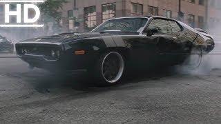 Hızlı Ve Öfkeli 8 | Dominic Toretto Kendi Ekibine Karşı (1/2) | (1080p)