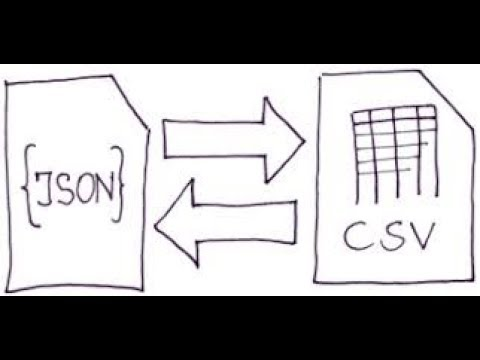 How to convert CSV data into JSON in Apache NiFi