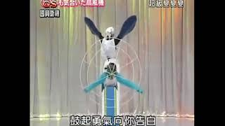 【Japanese Comedy】 The Dancing Electric Fan