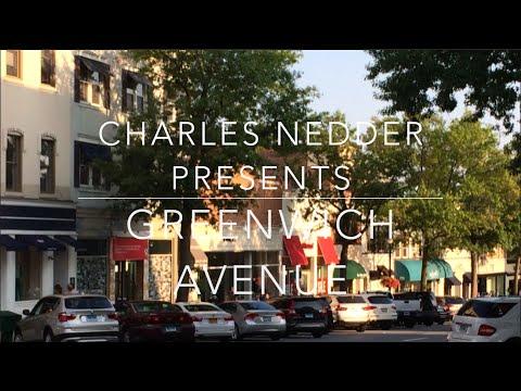 Greenwich Avenue Tour - Greenwich, CT