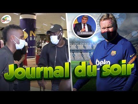 Révélations de Bouna Sarr sur Koulibaly et Edouard Mendy...Laporta acte l'avenir de Koeman   JDS