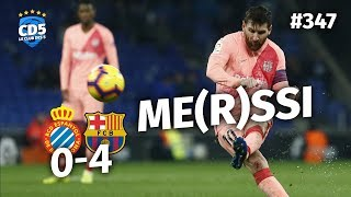 Replay #347 : Débrief Espanyol vs FC Barcelone (0-4) - #CD5