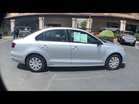 2016 Volkswagen Jetta San Luis Obispo, Paso Robles, Santa Maria, Piso, Bakersfield, CA 23746U
