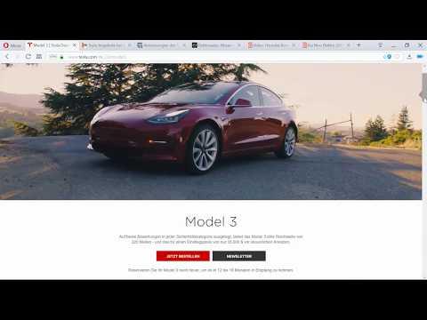 Abenteuer Elektroauto Teil 2: Tesla Model 3/Model S oder lieber Hyundai Kona EV - Die Kandidaten :-)