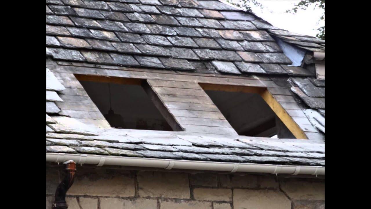 Edinburgh u0026 Fife attic / loft conversions VELUX window install & Edinburgh u0026 Fife attic / loft conversions VELUX window install - YouTube