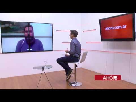 AHORA TV | Entrevista a Gonzalo Strano