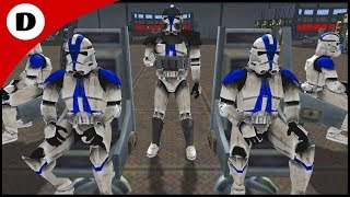 CLONE CAPITAL SHIP BOARDED BY THE DUTCHMAN - Star Wars: Rico's Brigade S2E17