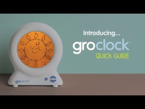 Introducing... Groclock Quick Guide