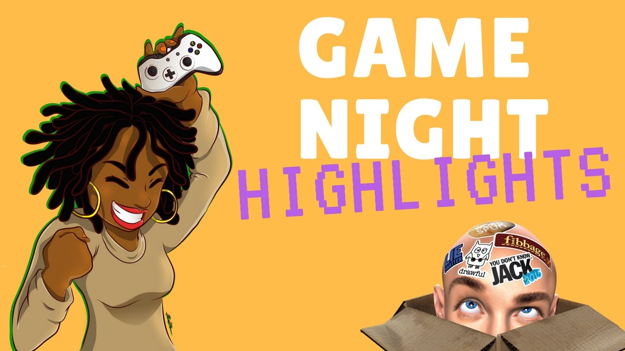 Jackbox Game Night Highlights | Black Girl Gamers