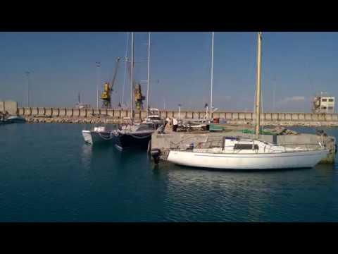Port of Yacht    Durres, Albania