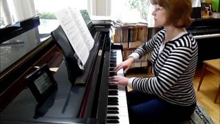 The Bird Catcher's Song by Mozart (arr. piano)