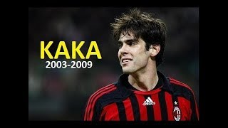 RICARDO KAKA In His Prime ► The Unstoppable Player (2003-2009) HD