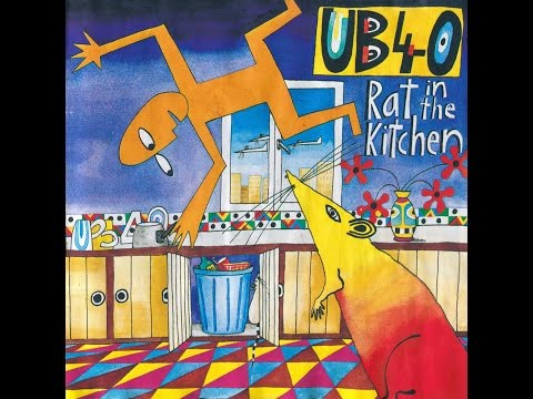 UB40 - Rat in the Kitchen (Full Album)