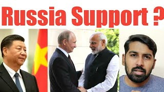 Russia Support | India-China-Russia | Ladakh | Tamil | Siddhu Mohan