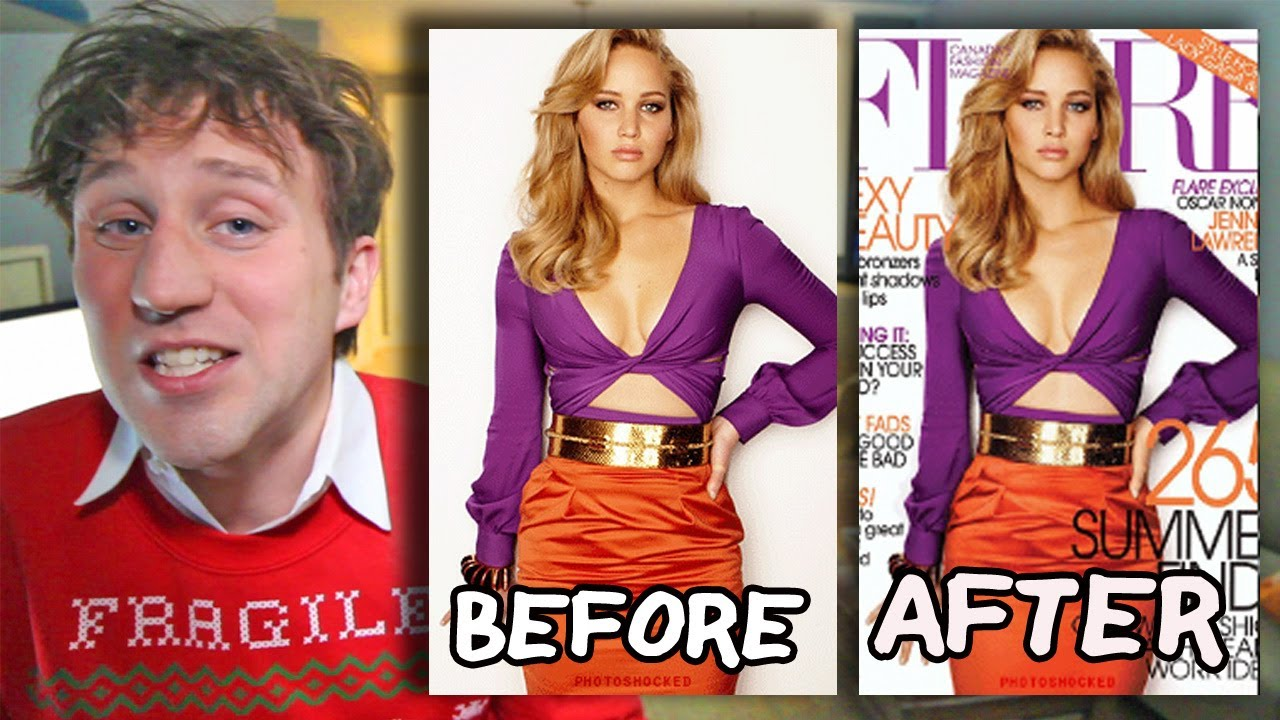 Photoshop Before And A...