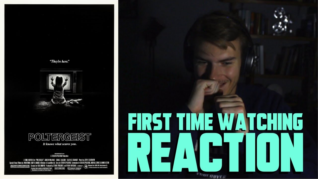 Download Poltergeist (1982) - FIRST TIME WATCHING MOVIE REACTION & REVIEW
