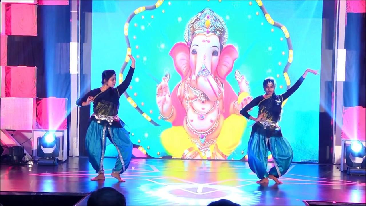 4i Apps 10th Anniversary  Taj Coromandel  Welcome dance