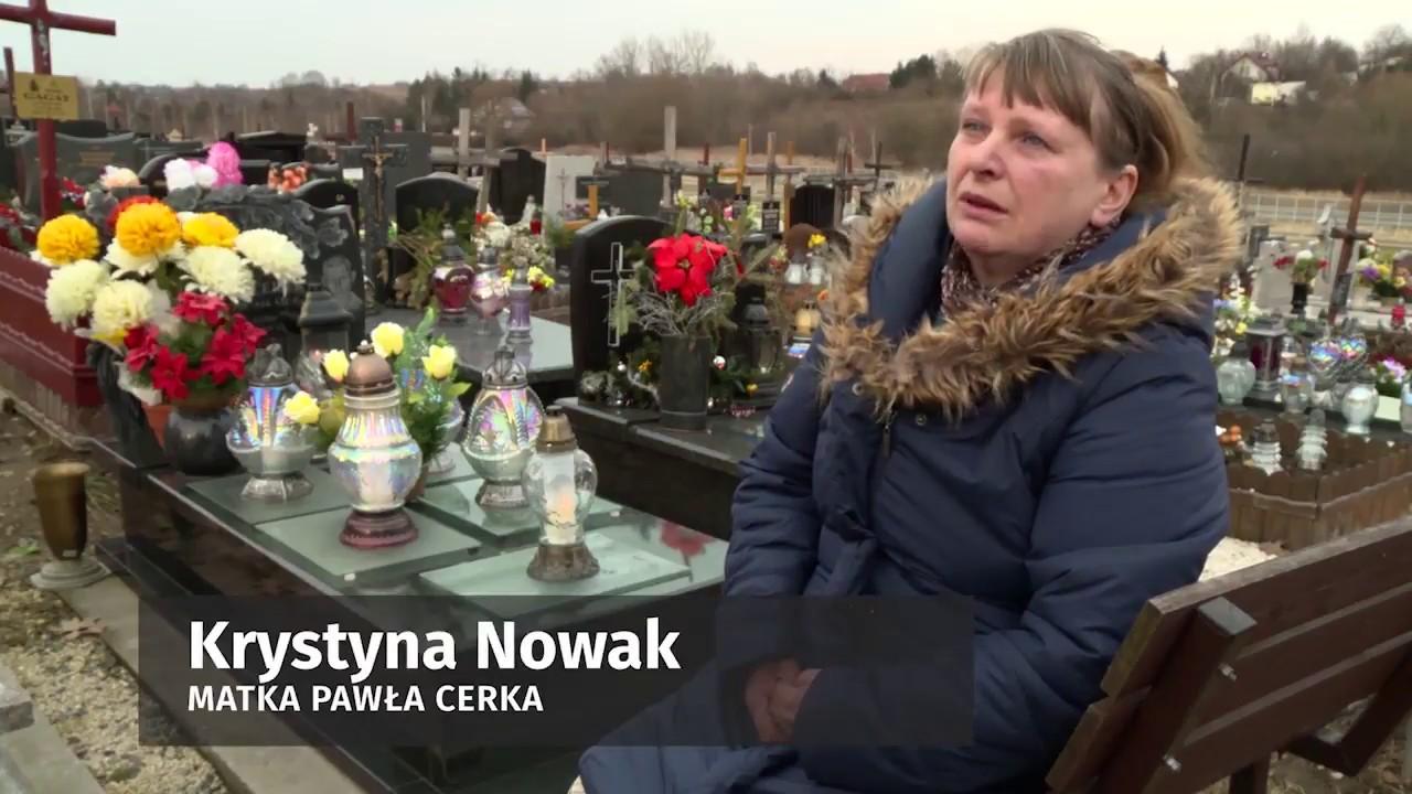 """""""Mój dom jest na cmentarzu."""" Dramat matki, która straciła syna – Fakt Masz Prawo"""
