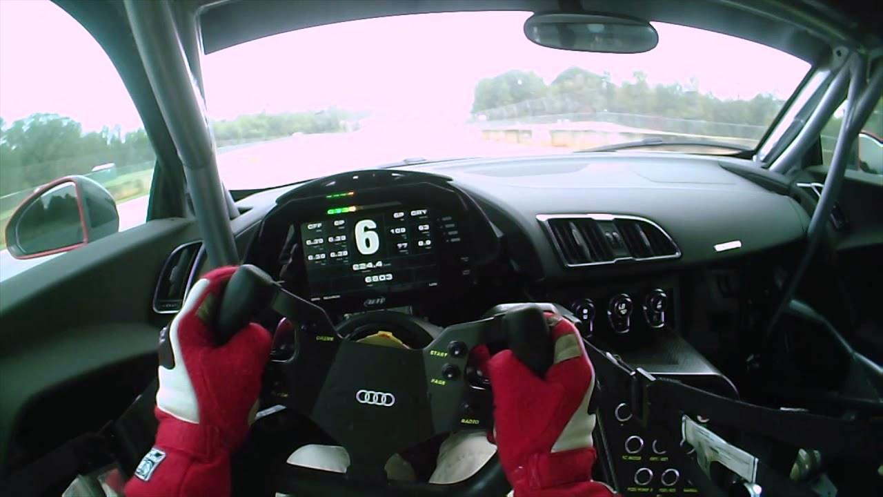 Track Test Audi R8 Lms Gt4 Pov Youtube