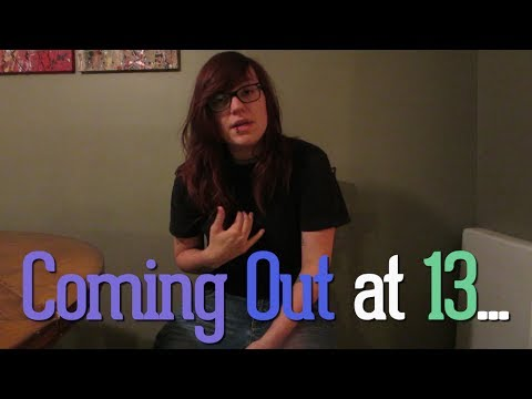 Coming Out at 13...