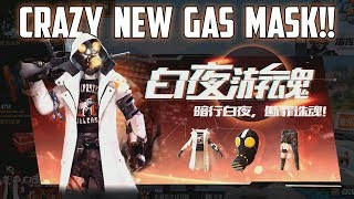 BRAND NEW GAS MASK! - Rules of Survival: Battle Royale