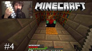 ASMR Gaming | Most Relaxing Minecraft Lets Play #4