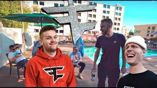 How FaZe CS:GO Pro Team Live in Hollywood! Behind the Scenes w/ FaZe Teeqo