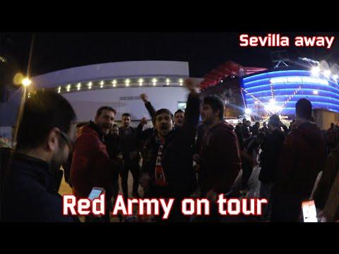 Sevilla FC - Manchester United (Feb 21, 2018)