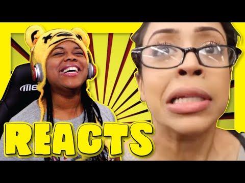 Liza Koshy Puns | Try Not To Laugh Challenge | AyChristene Reacts