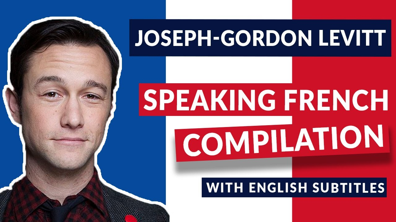 Download Joseph-Gordon Levitt French Speaking Compilation   French TV   with Subtitles