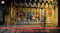 Gesang zur Verehrung des Heiligen Grabtuches (Stichire am Karfreitag und -samstag)