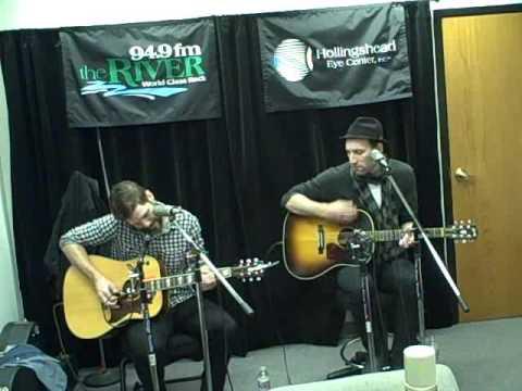 Mat Kearney- All I Have (acoustic)
