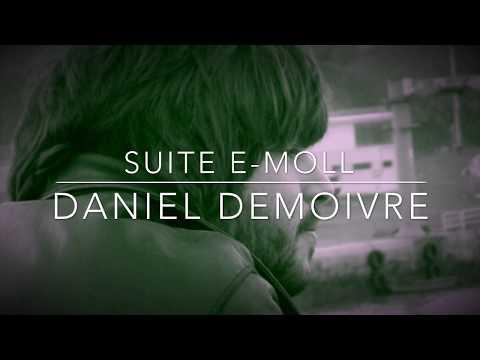 SUITE E-moll (Daniel Demoivre) en Gaita de fol soprano