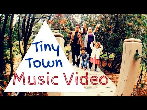 Tiny Town Song Full Music Video | Jobs For Kids Song by We The Leo Fam