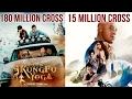 Disha Patani's Kung Fu Yoga BEATS Deepika Padukone's xXx: The Return of Xander Cage