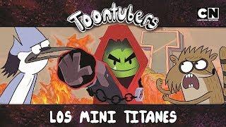LA BATALLA FINAL CONTRA EL IMPERIO DE CHICOS BESTIA | ToonTubers | Cartoon Network