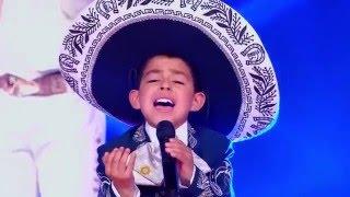 Juan Carlos cantó Si nos dejan de José A. Jiménez – LVK Col – Semifinales – Cap 50 – T2
